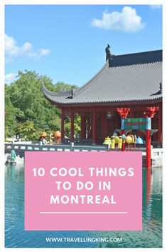 10 Cool Things to do in Montreal Montreal In Winter, Montreal Travel, Montreal Quebec, Montreal Canada, Montreal Attractions, Vancouver Canadians, Montreal Things To Do, Travel Oklahoma, Travel Design