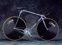 "Cinelli Laser ""Rivoluzione"": Take the Laser and make it even better."