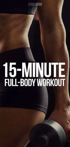 Burn fat fast with this workout.
