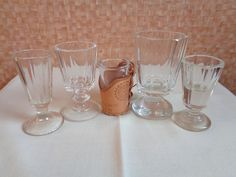 Pálinkás poharak - saját gyűjtemény Tableware, Kitchen, Dinnerware, Cooking, Tablewares, Kitchens, Dishes, Cuisine, Place Settings
