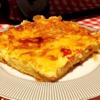 Lasagna, Quiche, Pie, Breakfast, Ethnic Recipes, Desserts, Vintage, Food, Torte