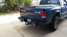Dodge Dakota Rear Bumper Free shipping