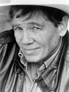 James Lee Burke, mystery writer of the Dave Robicheaux series of novels.