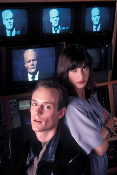 Photo essay: behind the scenes of Max Headroom, ABC's weirdest show | The Verge