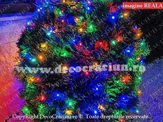 Instalatii solare de gradina cu leduri multicolor si panou solar Christmas Tree, Holiday Decor, Home Decor, Teal Christmas Tree, Decoration Home, Room Decor, Xmas Trees, Xmas Tree, Christmas Trees