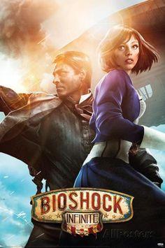Bioshock Infinite - Booker