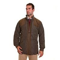 a476564e62c Barbour Cheviot Quilted Jacket Green