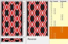 26 tarjetas, 3 colores, 4F-4B // sed_1088a diseñado en GTT༺֍