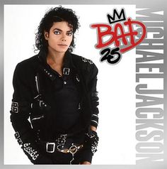 New Music: Michael Jackson f/ Pitbull – 'Bad (Afrojack Remix)' [Snippet] Michael Jackson Bad Album, Bad Michael, Michael Jackson's Songs, Bad Cover, Anniversary Pictures, 25th Anniversary, Urban Music, King Of Music, Michael Jackson Wallpaper