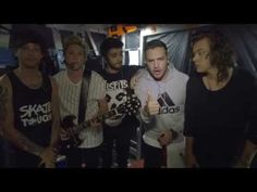 One Direction 'On The Road Again' In Sydney! - YouTube the boys tweeted this