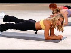 Ab workout video - Denise Austin