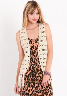 1000+ images about crochet vests on Pinterest Crochet ...