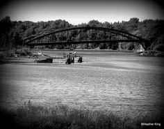 Bridge to Westmount, Sydney River, NS Canada Cape Breton, Nova Scotia, Sydney, Roots, Bridge, Country Roads, Canada, River, Island