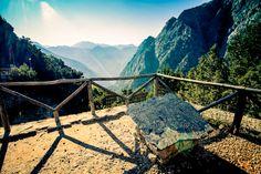 GREECE CHANNEL |Beginning of the Descent by Luke McCallum on 500px, Crete