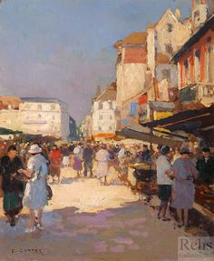 Édouard-Leon Cortès (French: 1882-1969)