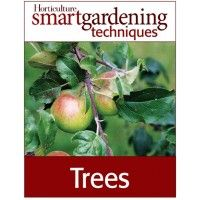 Horticulture Smart Gardening Techniques: Trees.    Spend a few minutes with this easy-to-read PDF download and you'll have valuable tree tips you can use for years. Inside this downloadable guide you'll find insightful articles from the Horticulture archive with step-by-step instructions and illustrations for various tree-care techniques including :  •Transplanting a Small Tree  •Planting a Fruit Tree  •Raising a Tree from Seed  •Removing a Tree Limb  •Summer Pruning of Dwarf Fruit trees