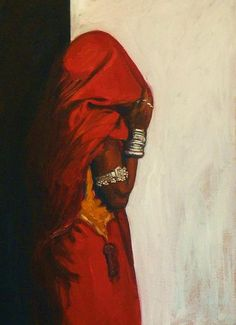 Selection of paintings by contemporary Indian artist Arun Prem