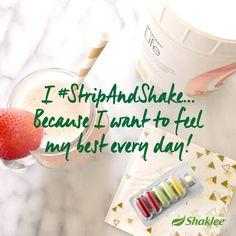 Share the Shaklee Love! #StripAndShake #lol #healthyliving  sarahcourtney.myshaklee.com