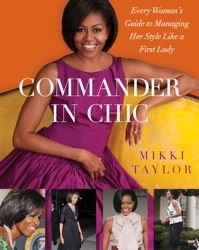 I just ordered a #DSFierce Living book for February. Guess what it is? Commander in Chic by Mikki Taylor. It's all about the fabulous fashion of FLOTUS Michelle Obama. I can't wait for the book to arrive!