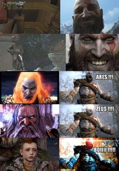 Humor Discover Not cutted properly. Video Game Memes Video Games Funny Funny Games Gamer Humor Gaming Memes God Of War Series Assassin& Creed Black Memes Spongebob Kratos God Of War Funny Animal Memes, Stupid Funny Memes, Funny Relatable Memes, Really Funny Memes, Video Game Memes, Video Games Funny, Funny Games, Gamer Meme, Gaming Memes