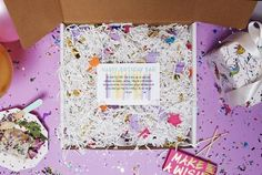 Rodéo Wrapped Birthday Box | Rodeo Boutique - rodeoboutique.com