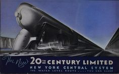 New York Central Railroad's 20th Century Limited