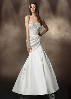 b2d8efbf4c42 Impression Bridal  10191 sz 10 Ivory Retail   1050