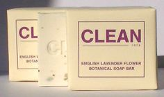 English Lavender Botanical Soap Bar (3 bar pack)