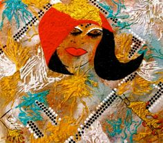 """Lady of Magic: Original Collectors Many Faces tetkaART  ARTIST: Lady Picasso Tetka Rhu YOUR Artist of Creation """"where ART is more than ART"""" http://ladypicasso.me"""