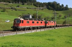 Electric Locomotive, Trains, Vehicles, Rolling Stock, Vehicle, Train, Tools