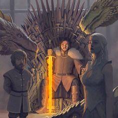 The future is Targaryen