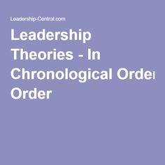 leadership theory in the wizard of • the growing academic study of leadership stems from increasing us interest in the military, industry and politics • as seen in the wizard of  current theory proposes that anyone can.