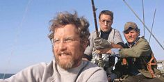 Saw this in the movies when it came out. Richard Dreyfuss, left, Roy Scheider and Robert Shaw will soon discover that they're going to need a bigger boat in 'Jaws. Pet Sematary, Jaws Movie, Film Movie, Jaws 1, All Movies, Great Movies, Horror Movies, Roy Scheider, Robert Shaw