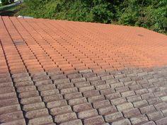 Peinture et demoussage d'une toiture, à Chambery (n2)