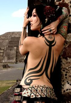 30 Tribal Tattoos for Women | Cuded