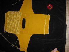 Free Pattern: Bubble Stitch Boatneck Sweater