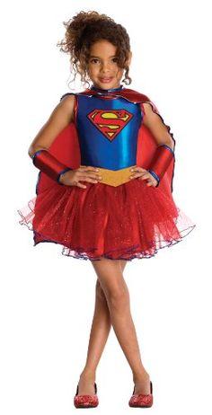 Un costume de super girl!                                                                                                                                                     Plus