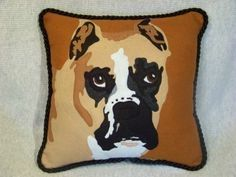14inch Custom Pillow of Your Pet by mybonnie on Etsy, $85.00
