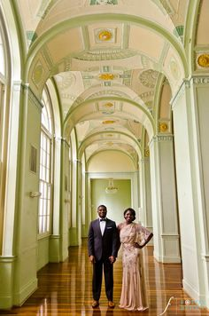 Timeless Love! Mathilda & Osa's Vintage Inspired Pre-Wedding Photoshoot | Fotos by Fola | Bella Naija
