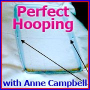 Embroidery Library - Hooping 101 Articles