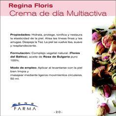Regina Floris crema de día multiactiva descripción