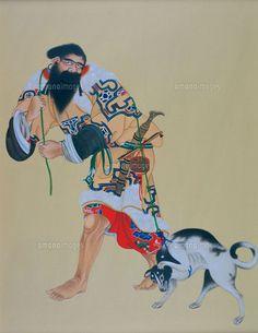 ポロヤ ヘシカイ酋長ノカマップ部下 (c)YUKOU SAKURABA/SEBUN PHOTO Ainu People, Korean Art, Ancient Jewelry, Japanese Art, Martial Arts, Culture, Fantasy, Art Prints, My Love