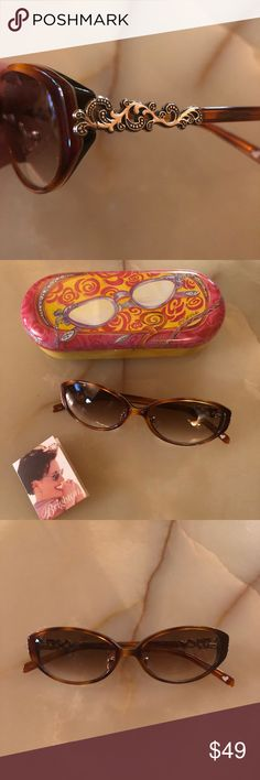 c834c93204ab6 Brighton Sunglasses NWOT Beautiful Brighton Sunglasses—Brand New Condition!  Never worn. Sadly