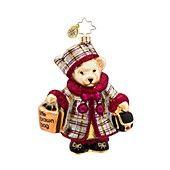 Christopher Radko Muffy Bear Ornament