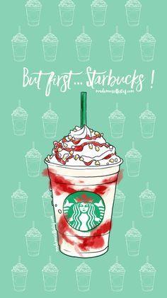 Starbucks banner. Tap to see more Starbucks iPhone
