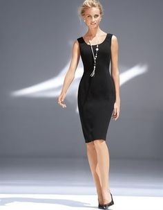Sheath dress     LBD
