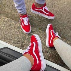 Nordstrom Vans Reissue Sneaker Red vans hi sneakers vans sneakers sneaker inspiration red lace up sneakers Cute Shoes, Me Too Shoes, Women's Shoes, Red Vans Shoes, Van Shoes, Vans Shoes Women, Pink Vans, Vans Boots, Edgy Shoes