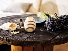 St. Charles Duftholz Zirbe inkl. 20ml Alpenzirbenöl Diffuser Pine, Table, Nature, Design, Wellness, Home Decor, Feel Better, Alps, Products