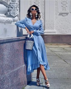 Ladies summer stylish outfits – Just Trendy Girls Mode Chic, Mode Style, Classy Outfits, Stylish Outfits, Look Fashion, Womens Fashion, Fashion Tips, Fashion Websites, 80s Fashion