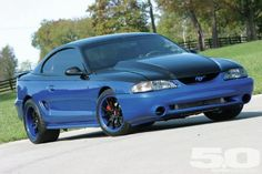 1995 Ford Mustang - Rival Son - 5.0 Mustang Magazine